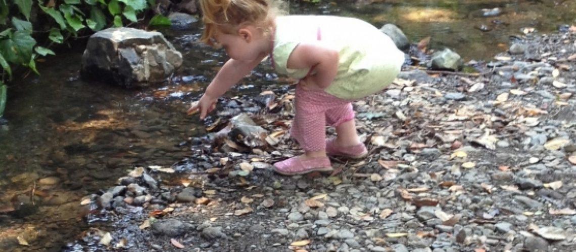 Creek baby